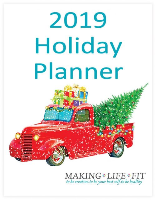 2019 Holiday Planner